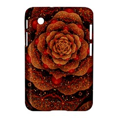 Flower Patterns Petals  Samsung Galaxy Tab 2 (7 ) P3100 Hardshell Case  by amphoto