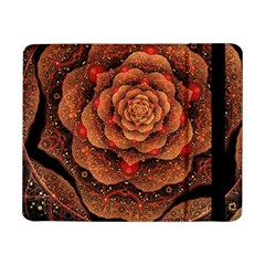 Flower Patterns Petals  Samsung Galaxy Tab Pro 8 4  Flip Case by amphoto