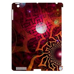 Explosion Background Bright  Apple Ipad 3/4 Hardshell Case (compatible With Smart Cover) by amphoto