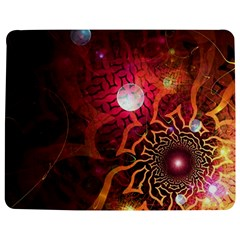 Explosion Background Bright  Jigsaw Puzzle Photo Stand (rectangular) by amphoto