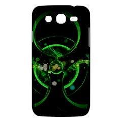 Radiation Sign Spot  Samsung Galaxy Mega 5 8 I9152 Hardshell Case  by amphoto