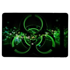 Radiation Sign Spot  Ipad Air Flip by amphoto