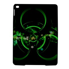 Radiation Sign Spot  Ipad Air 2 Hardshell Cases by amphoto