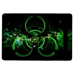 Radiation Sign Spot  Ipad Air 2 Flip by amphoto