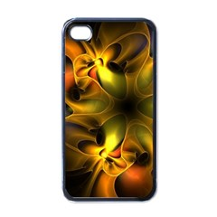 Art Fractal  Apple Iphone 4 Case (black) by amphoto