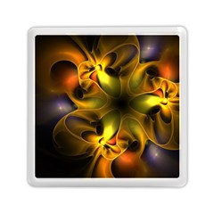 Art Fractal  Memory Card Reader (square)  by amphoto
