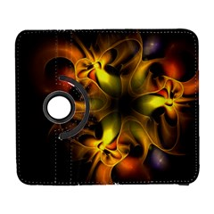 Art Fractal  Galaxy S3 (flip/folio) by amphoto
