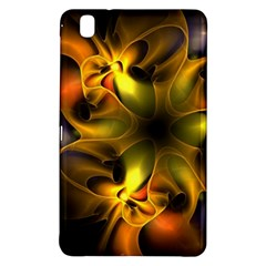 Art Fractal  Samsung Galaxy Tab Pro 8 4 Hardshell Case by amphoto