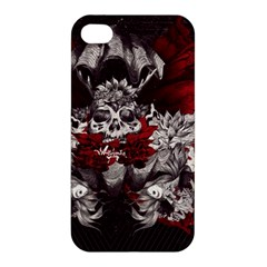 Patterns Bright Background  Apple Iphone 4/4s Hardshell Case by amphoto