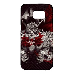 Patterns Bright Background  Samsung Galaxy S7 Edge Hardshell Case by amphoto