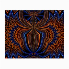 Patterns Light Dark Small Glasses Cloth (2 Side) by amphoto