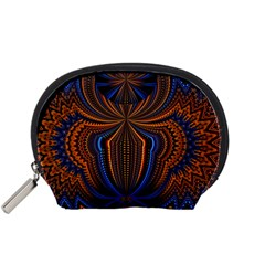 Patterns Light Dark Accessory Pouches (small)  by amphoto