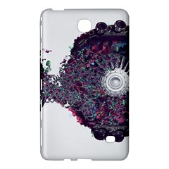 Circles Background Bright  Samsung Galaxy Tab 4 (8 ) Hardshell Case  by amphoto