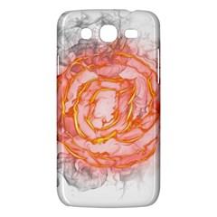 Symbol Fire Flame  Samsung Galaxy Mega 5 8 I9152 Hardshell Case  by amphoto