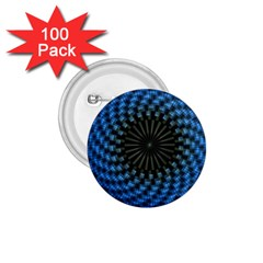 Patterns Circles Rays  1 75  Buttons (100 Pack)  by amphoto