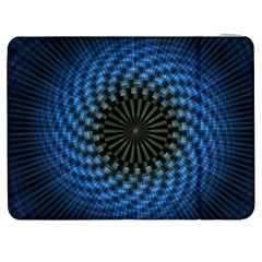 Patterns Circles Rays  Samsung Galaxy Tab 7  P1000 Flip Case by amphoto