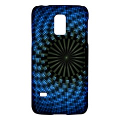 Patterns Circles Rays  Galaxy S5 Mini by amphoto