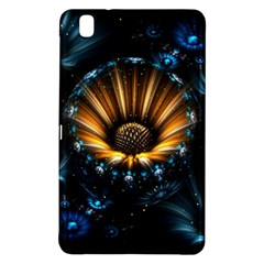 Fractal Flowers Abstract  Samsung Galaxy Tab Pro 8 4 Hardshell Case
