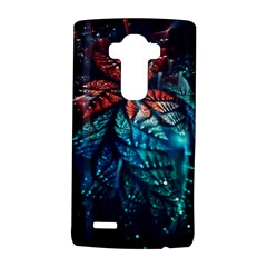 Fractal Flower Shiny  Lg G4 Hardshell Case by amphoto