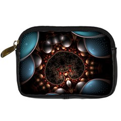 Pattern Fractal Abstract 3840x2400 Digital Camera Cases by amphoto