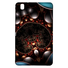 Pattern Fractal Abstract 3840x2400 Samsung Galaxy Tab Pro 8 4 Hardshell Case by amphoto