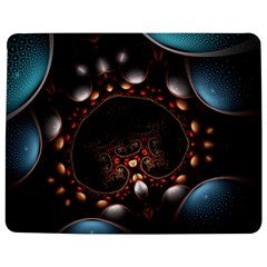 Pattern Fractal Abstract 3840x2400 Jigsaw Puzzle Photo Stand (rectangular) by amphoto