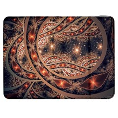Fractal Patterns Abstract  Samsung Galaxy Tab 7  P1000 Flip Case