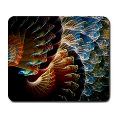 Fractal Patterns Abstract 3840x2400 Large Mousepads by amphoto
