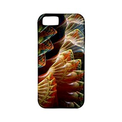 Fractal Patterns Abstract 3840x2400 Apple Iphone 5 Classic Hardshell Case (pc+silicone) by amphoto