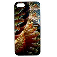 Fractal Patterns Abstract 3840x2400 Apple Iphone 5 Hardshell Case With Stand by amphoto