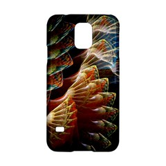 Fractal Patterns Abstract 3840x2400 Samsung Galaxy S5 Hardshell Case  by amphoto