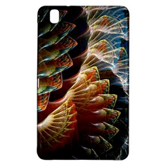 Fractal Patterns Abstract 3840x2400 Samsung Galaxy Tab Pro 8 4 Hardshell Case by amphoto