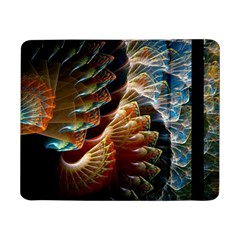 Fractal Patterns Abstract 3840x2400 Samsung Galaxy Tab Pro 8 4  Flip Case by amphoto
