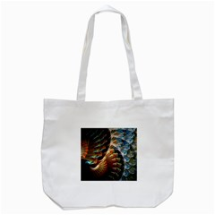 Fractal Patterns Abstract 3840x2400 Tote Bag (white) by amphoto