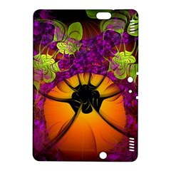 Patterns Lines Purple  Kindle Fire Hdx 8 9  Hardshell Case by amphoto