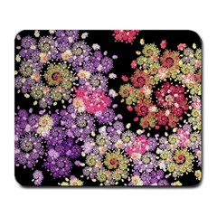 Abstract Patterns Fractal  Large Mousepads by amphoto