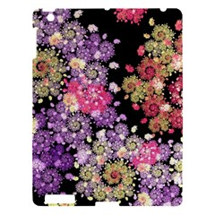 Abstract Patterns Fractal  Apple Ipad 3/4 Hardshell Case by amphoto