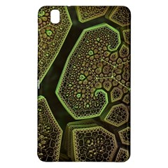 Fractal Weave Shape  Samsung Galaxy Tab Pro 8 4 Hardshell Case by amphoto