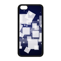 Squares Shapes Many  Apple Iphone 5c Seamless Case (black) by amphoto