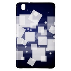 Squares Shapes Many  Samsung Galaxy Tab Pro 8 4 Hardshell Case by amphoto