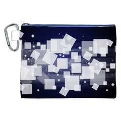 Squares Shapes Many  Canvas Cosmetic Bag (xxl) by amphoto