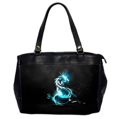 Dragon Classical Light  Office Handbags (2 Sides)  by amphoto