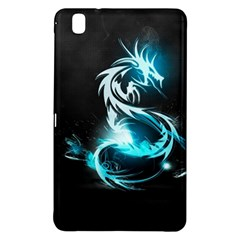 Dragon Classical Light  Samsung Galaxy Tab Pro 8 4 Hardshell Case by amphoto