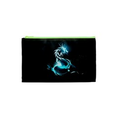 Dragon Classical Light  Cosmetic Bag (xs) by amphoto