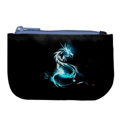 Dragon Classical Light  Large Coin Purse by amphoto