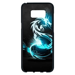Dragon Classical Light  Samsung Galaxy S8 Plus Black Seamless Case by amphoto