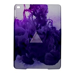 Smoke Triangle Lilac  Ipad Air 2 Hardshell Cases by amphoto