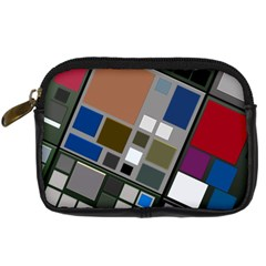 Abstract Composition Digital Camera Cases