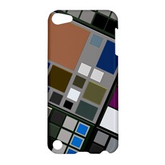 Abstract Composition Apple Ipod Touch 5 Hardshell Case by Nexatart