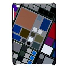 Abstract Composition Apple Ipad Mini Hardshell Case by Nexatart